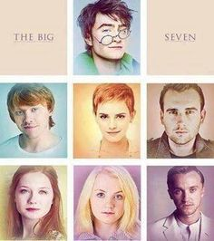 Is it just me, or are they the Argo Seven. Harry would be Percy, Hermione would be Annabeth. Ron would be Leo. Neville would be Frank. Draco would be Jason. Ginny would be Piper. Luna would be Hazel. Just a thought.