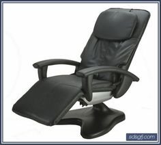 Homedics Black Leather Massage Chair Home Furniture   Http://sdsgfj.com/