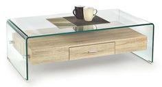 Eiken Salontafel Met Glas.76 Beste Afbeeldingen Van Design Salontafels In 2019