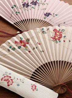 Kyoto folding fan, Kyo Sensu 京扇子