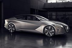 12 innovative features in Nissan's stunning new concept car #Correctrade #Trading #News