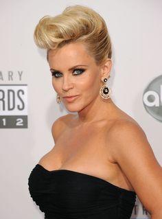 women's pompadour haircut - Google Search