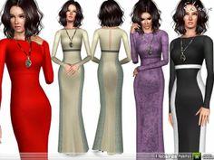 ekinege's Maxi Dress
