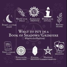 Witchcraft Spell Books, Wiccan Spell Book, Magick Spells, Eclectic Witch, Witchcraft For Beginners, Witch Board, Tarot Meanings, Herbal Magic, Baby Witch
