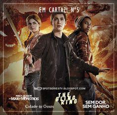 """Em Cartaz! nº 4 - Os astros das séries no cinema traz nesta semana: """"Sem Dor, Sem Ganho"""", """"Bling Ring"""", """"Percy Jackson e o Mar de Monstros"""" e """"Cidade dos Ossos - Os Instrumentos Mortais"""".  Confira:  http://spotseriestv.blogspot.com.br/2013/08/em-cartaz-05-os-astros-das-series-no-cinema.html  #Castle #OTH #GOT #GreysAnatomy"""