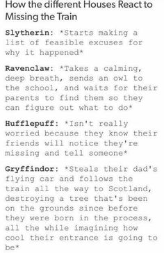 I wonder where they got that Gryffindor idea from *cough* Harry and Ron *cough*