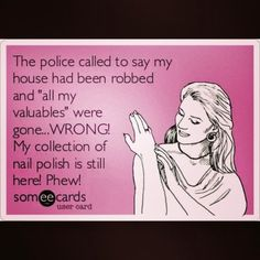 nail memes | polish-theft-nail-meme ~  ~ Luxe Down To Earth Funnies ~
