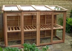10 Easy Pieces: Cold Frame Greenhouses
