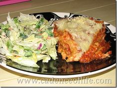 Slow Cooker Lasagne – Weight Watchers Style