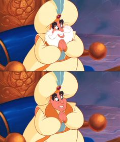 Disney men with out beards Take note how the beards produce majesty and manliness. Beards rule.