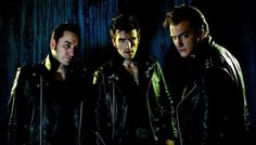 Calabrese (a band that we recently opened for).  They were great!