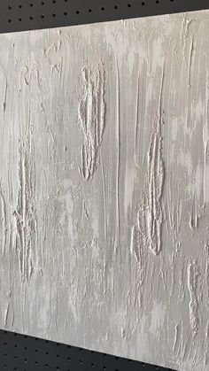 Neutral Canvas Art, White Canvas Art, Textured Canvas Art, Large Canvas Art, Abstract Canvas Art, Textured Painting, Gouache Painting, Oil Painting Abstract, Texture Painting Techniques