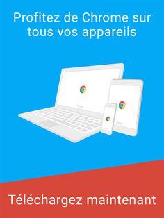 Chrome, le navigateur Web de Google par Google, Inc.