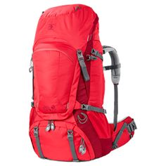 Medium-sized, comfortable, robust and fully-equipped trekking rucksack for women - Trekking rucksacks - Rucksacks - Equipment - Jack Wolfskin International