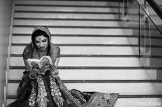 "sleepy-bookworm: "" booksandpublishing: "" Here's a picture of me reading just after my nikkah (wedding). Was trying to calm myself down before the 'grand entrance'. "" you are gorgeous! "" ~ Beautiful Bookworms ~"