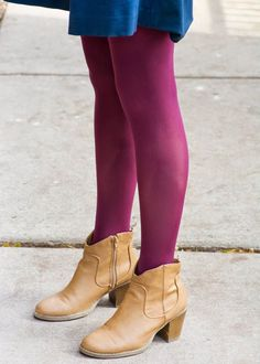 Stylish Layers for Fall & Winter — One Strange Bird Hanes Hosiery, Women's Shapewear, Sweater Weather, Fall Winter, Winter Style, Winter Fashion, Layers, Oxford Shoes, Tights