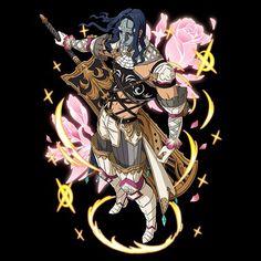 Slader from Nanatsu no taizai (the seven deadly sins)