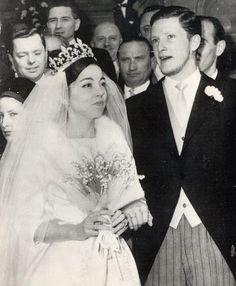 Boda del Rey Simeon of Bulgaria and Doña Margarita Gómez-Acebo