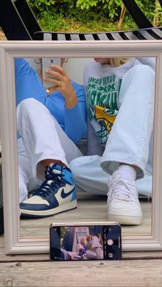 Mode Outfits, Fashion Outfits, Moda Nike, Outfit Stile, School Looks, Insta Photo Ideas, Look Vintage, Friend Photos, Mode Inspiration