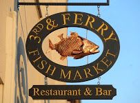 3rd and Ferry Fish Market #LVFoodWineFest