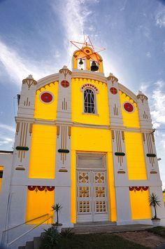 Iglesia, Ciudad de Melo, departamento de Cerro Largo. Uruguay