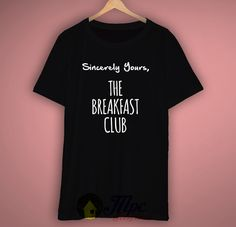 Like and Share if you want this  The Breakfast Club T Shirt     The Breakfast Club T Shirt Available Size S-2Xl. Mpcteehouse made and sale premium t shirt gift for him or her. I use only quality shirts such as Fruit of the Loom and gildan. The process used to make the shirt is the latest in ink to garment technology which is also eco-friendly. The Breakfast Club T Shirt available for ...    Tag a friend who would love this!     FREE Shipping Worldwide     Get it here…