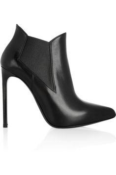 Saint Laurent Leather ankle boots LBV