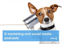 Podcasts are cool way to know something. So we choose best marketing and social media podcasts for you to listen.  #1 Growth Everywhere Speaker: Eric Siu  20 minutes podcast with topics ranging from SEO, WordPress, hiring, operations and more with marketing celebrities. Link: https://itunes.apple.com/us/podcast/growth-everywhere/id741544976?mt=2  #2  Social Media Marketing Podcast Speaker: Social Media Examiner writers Social Media Examiner is one of the premier websites for learning social…