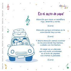 Spanish Activities, Interactive Activities, Activities For Kids, Spanish Songs, Spanish Class, Preschool Songs, Kids Songs, Spanish Language, Learn To Read