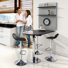 Mesas y Barras de Cocina modelo FRAGOLINA Alta. Decoración Beltran tu tienda online en barras y mesas de cocina. www.decoracionbeltran.com