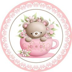 Here you find the best free Baby In A Teacup Clipart collection. You can use these free Baby In A Teacup Clipart for your websites, documents or presentations. Decoupage, Cute Images, Cute Pictures, Cute Clipart, Baby Shower, Tatty Teddy, Fairy Dust, Baby Kind, Cute Bears