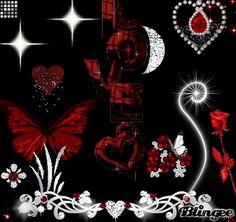 LOVE GIF FRASI IMMAGINI GLITTER LOVE YOU