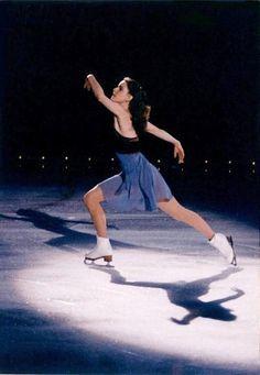 katia gordeeva, 1996-1997 figure skating, air
