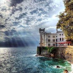 Trieste in Italy www.sognoitaliano.it