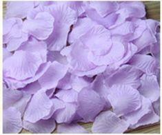 Beauty-Emily 2000 Pieces Wedding Silk Rose Petals Bridal Flowergirl Fake Flower Angel Tree Maphia Rose 2000pcs Silk rose petals