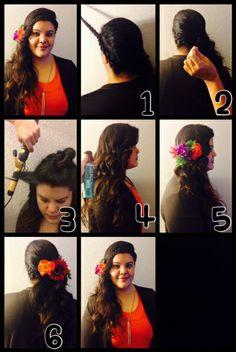 Briana_Hernandez2    #GOT #GameofThrones #festivalhair #hairtutorial #coachellahair #sexyhair #howto #DYI #Tutorial #Concerthair