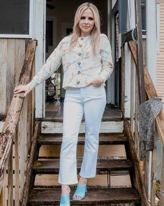 LEXIA BLUE LEATHER curated on LTK via Nashville Wifestyles. Visit here to see business casual outfits and jewelry on Nashville Wifestyles!