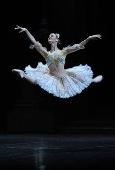 Jurgita Dronina | Principal Dancer, Dutch National Ballet. Isn't her face so beautiful?