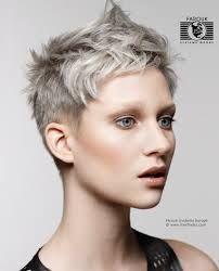 silver very short hair - Google zoeken