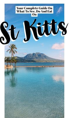 Saint Kitts and Nevis is a two-island country in the Caribbean region. Plan your trip to this beautiful destination with these useful travel tips, and advice on what to do and see. Cruise Port, Cruise Travel, Cruise Vacation, Cruise Ships, Vacation Ideas, Caribbean Vacations, Caribbean Cruise, Bora Bora, St Kitts Island