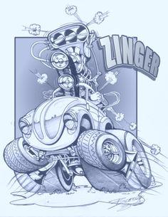 HubGarage.com - VW Zinger Photos