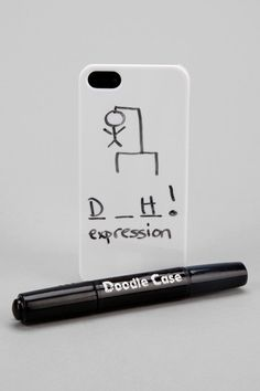 Doodle iPhone 5 Case #urbanoutfitters