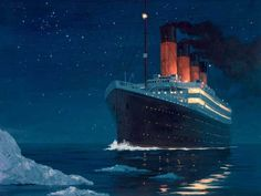 ¿Encontraría el Titanic ahora más icebergs? - Titanic Would Encounter More Icebergs Today?