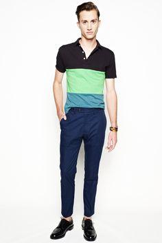 J.Crew Spring 2013 Menswear Fashion Show