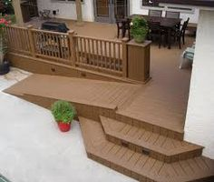 deck with ramp - Google Search