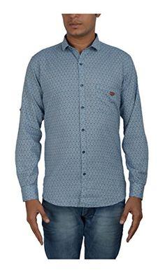 White Collar Fashion blended Cotton Men's Casual Shirt Lo... http://www.amazon.in/dp/B01LZSRXGW/ref=cm_sw_r_pi_dp_x_ZW49xb16CP07C