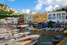 La Costa Amalfitana Uno de los paisajes más increíbles de Italia se puede encontrar a lo largo de la costa Amalfitana. A solo 3 hs...