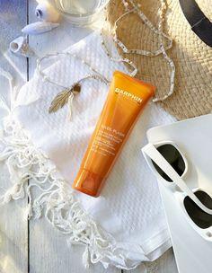 новые солнцезащитные крема Darphin Soleil Plaisir Anti-Aging Sun Care Sun Protective Cream For Face Spf 30 and Spf 50