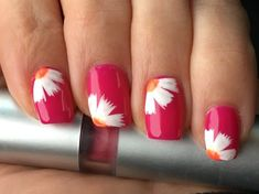 Not only is this interesting to do, but you can also show off your fashion statement during the spring break. Change your nail art every time you hang out with friends or go out to a pool party! There are many eccentric and funny designs such as coconut trees, fruits, and even fishes that you can incorporate into the nail art design.