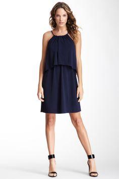 Susana Monaco Lissette Flutter Dress